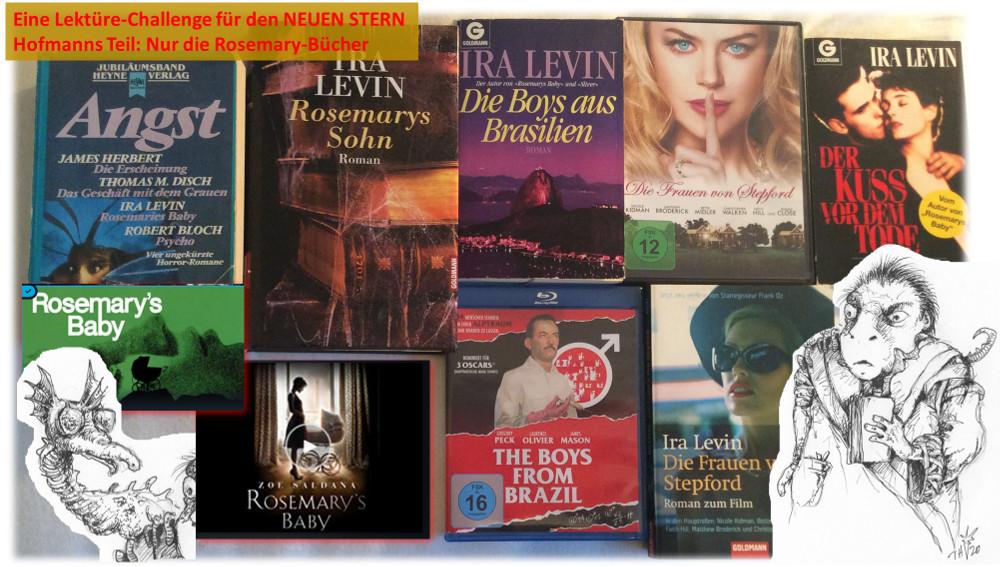 Leseliste Februar 2021 - 2/2 - Ira Levin