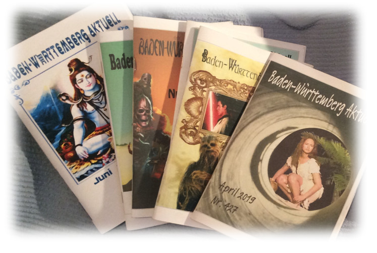 Fanzine-Austausch – die Fortsetzung