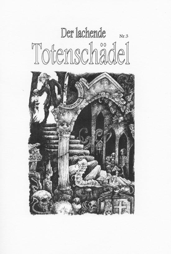 Heft-iges 4: DER LACHENDE TOTENSCHÄDEL
