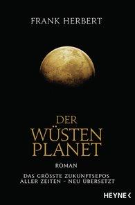 """""""Der Wüstenplanet"""" von Frank Herbert (Rezension, #65)"""
